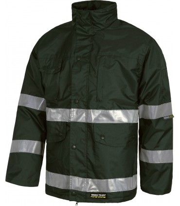 Parka acolchada, impermeable Workteam S1008