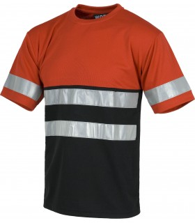 Camiseta reflectantes para industria. C3940