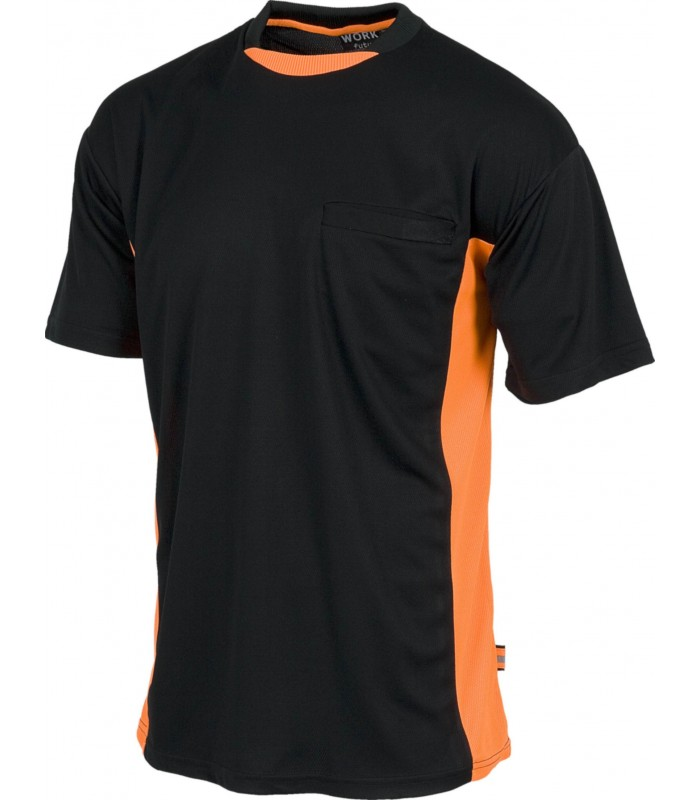 Camiseta para industria Workteam WF1616
