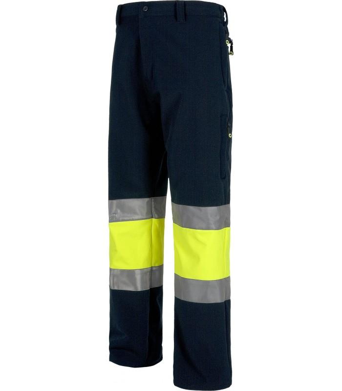 Pantalón Workshell de Alta Visibilidad S9820