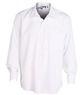 Camisa para hombre de camarero para Hostelería Gary's 2650