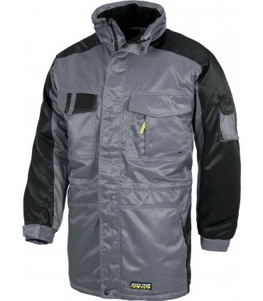 Parka acolchada e impermeable ANTIMANCHAS Workteam WF1858
