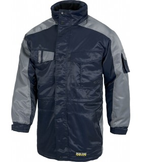 Parka acolchada e impermeable ANTIMANCHAS Workteam WF1912
