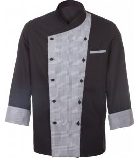 Chaqueta de cocina unisex Cronos Gastro Chef de Gary's 9325