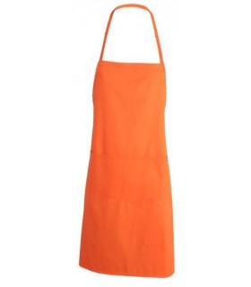 Delantal peto con bolsillo para cocina y hostelería 116BC Gary's