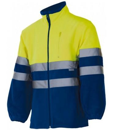 Polar chaqueta Alta Visibilidad Bicolor Velilla 183