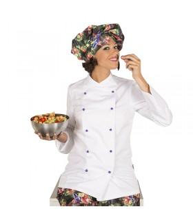 Chaqueta de Cocina y Hostelería Garys 918 Niza