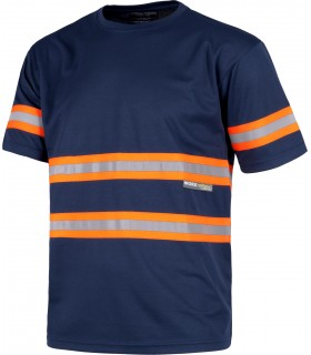 Camiseta reflectantes para industria C3936