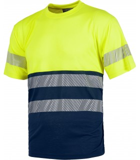 Camiseta Alta Visibilidad COTTON TOUCH C6040