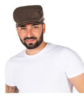 Gorra Polipiel unisex DENIM 4598