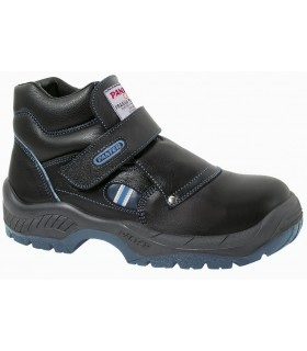 Bota de seguridad Panter Fragua Velcro Plus S2