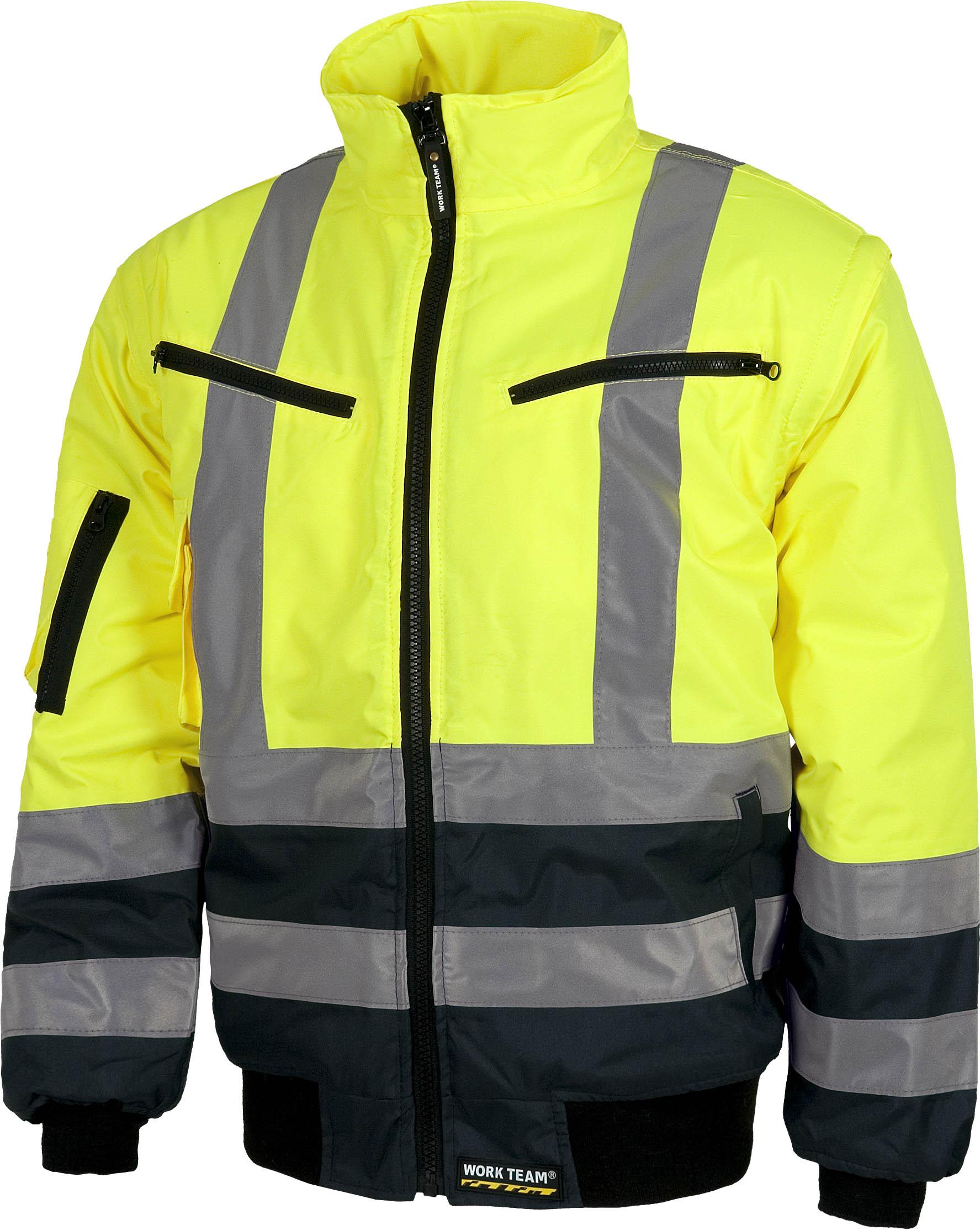 chaqueta reflectante trabajo precio